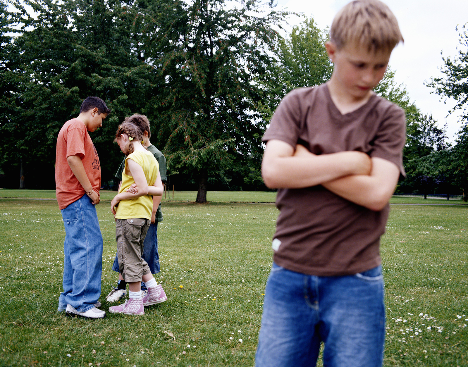 """think about bullying and young children """"the term cyberbullying might not be one that parents want to highlight to their young children which may be younger than they think."""